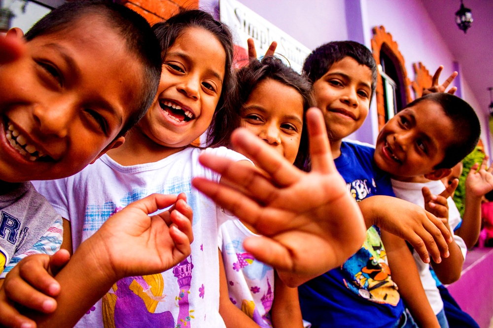 Our Mission - Creating environments where innovative programs, mentors and local leaders come together to help Communities Thrive - starting with Orphans & Vulnerable Children.