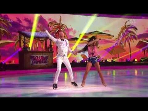Antony Cotton & Brandee Malto - Dancing On Ice 2018