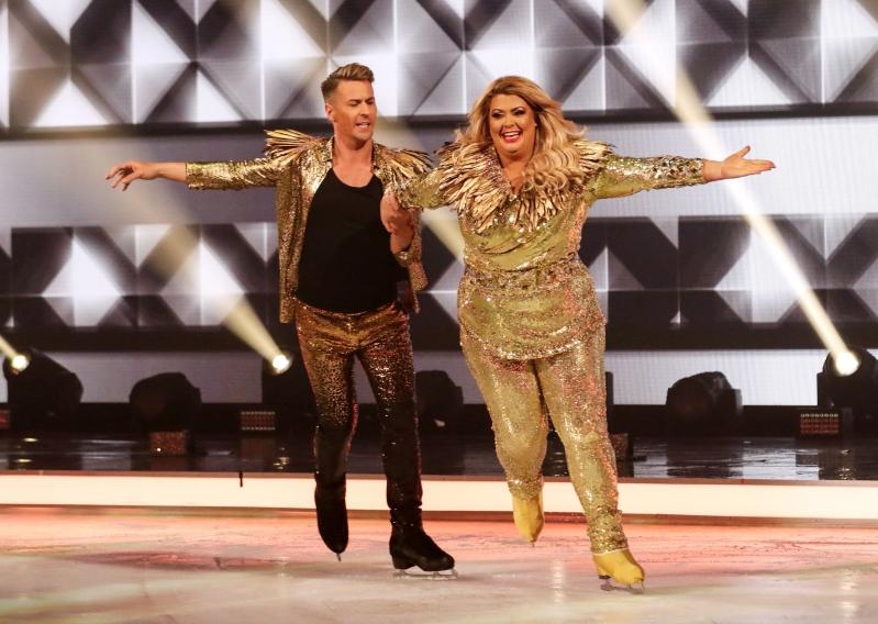 Gemma Collins & Matt Evers - Dancing On Ice 2019