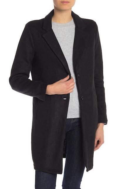 Urban Republic Brushed Fleece Jacket