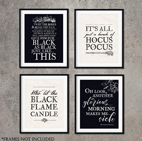hocus pocus halloween wall art prints.png