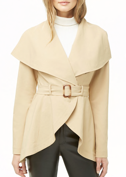 drape front wrap jacket forever 21.png