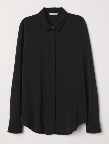h&m long sleeved blouse.png