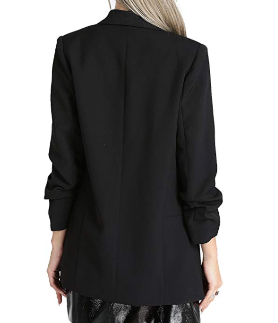 business casual black slouchy blazer.png
