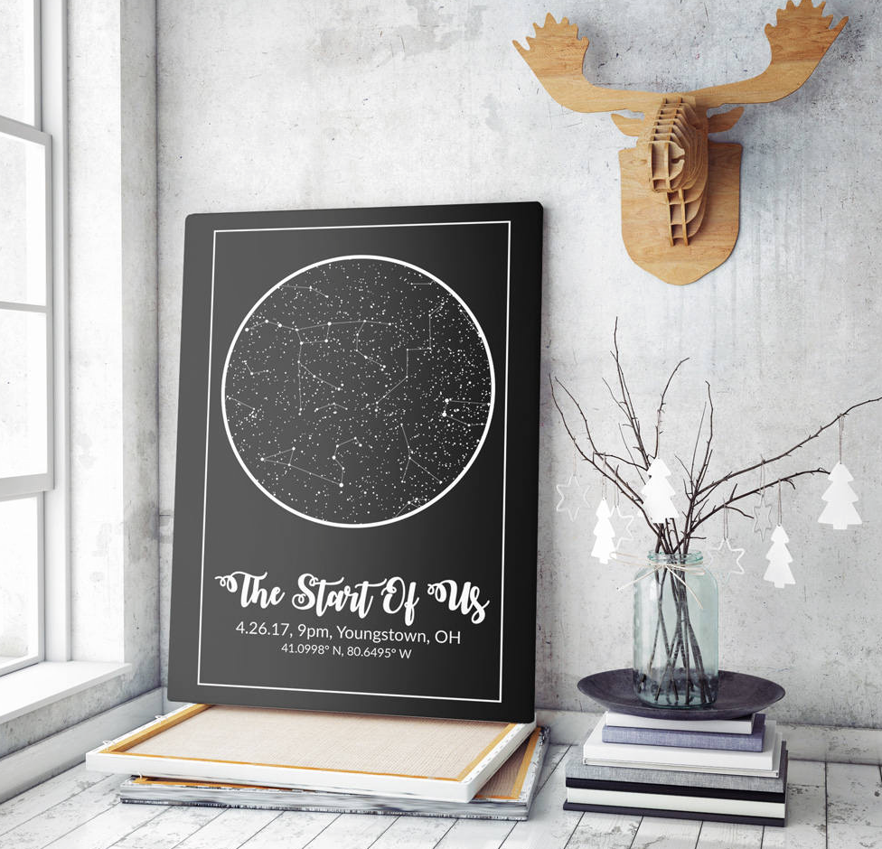 Custom Night Sky, Star Map Personalized.png