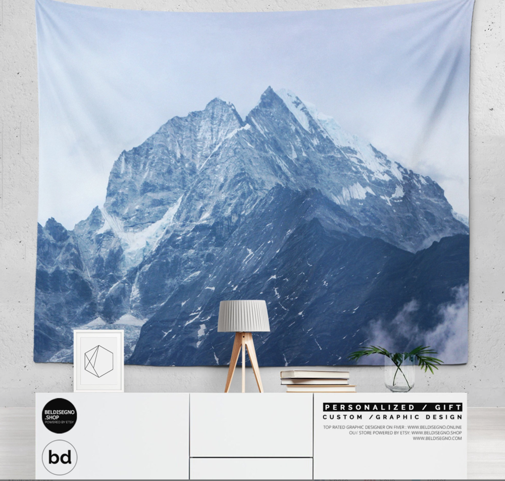 Custom Tapestry Indoor Wall Tapestries .png