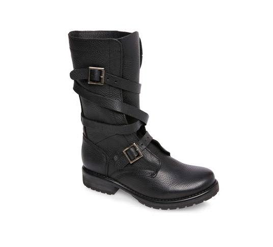 Steve Madden biker boots