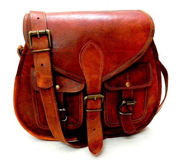 Firu-Handmade Women Shoulder Bag Vintage Rustic Retro Style