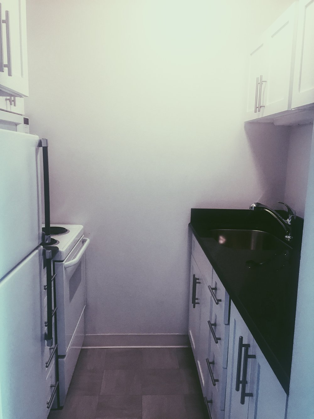 kitchen decor before
