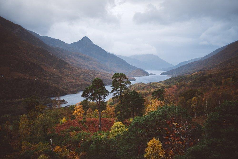 Scotland-Hills-Lake-Loch-Fjord-Autumn