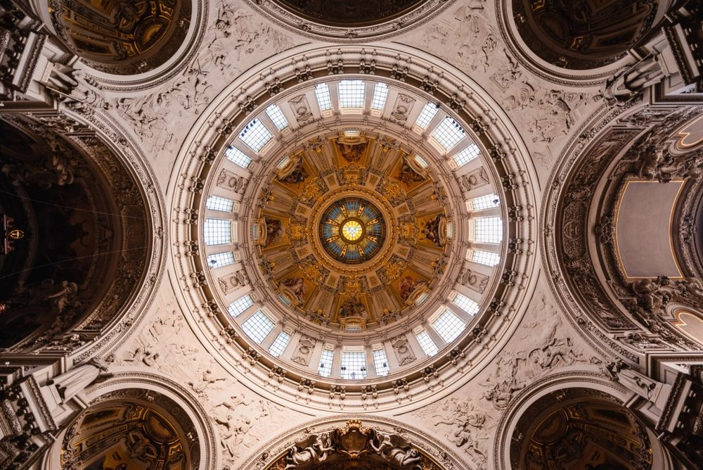 Inside Berlin Dom – The Dome