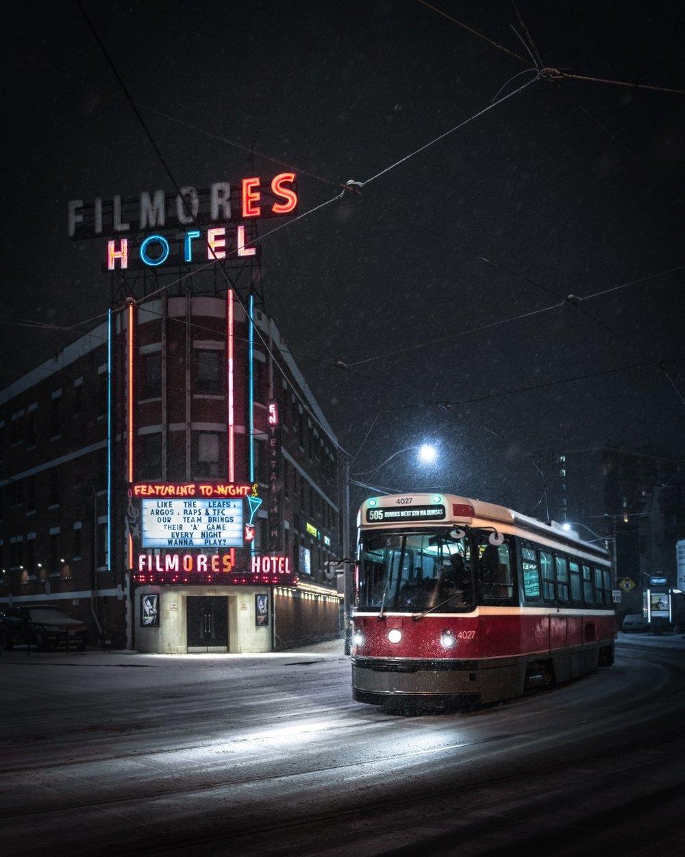Filmores Hotel Toronto