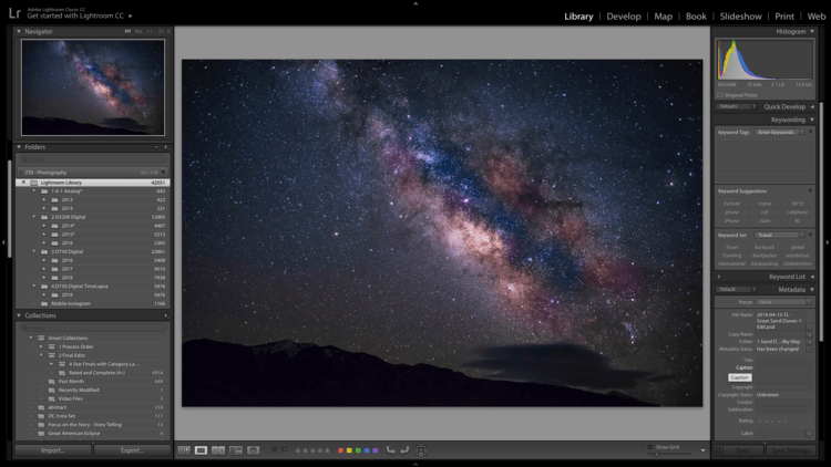lightroom running slow