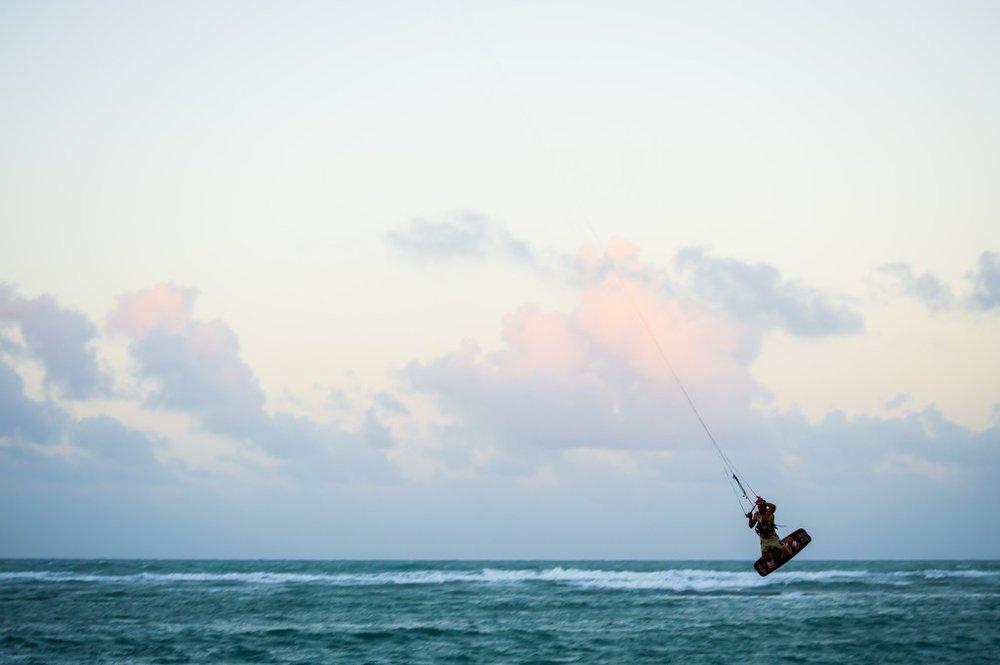Kite Surfing Dominican Republic