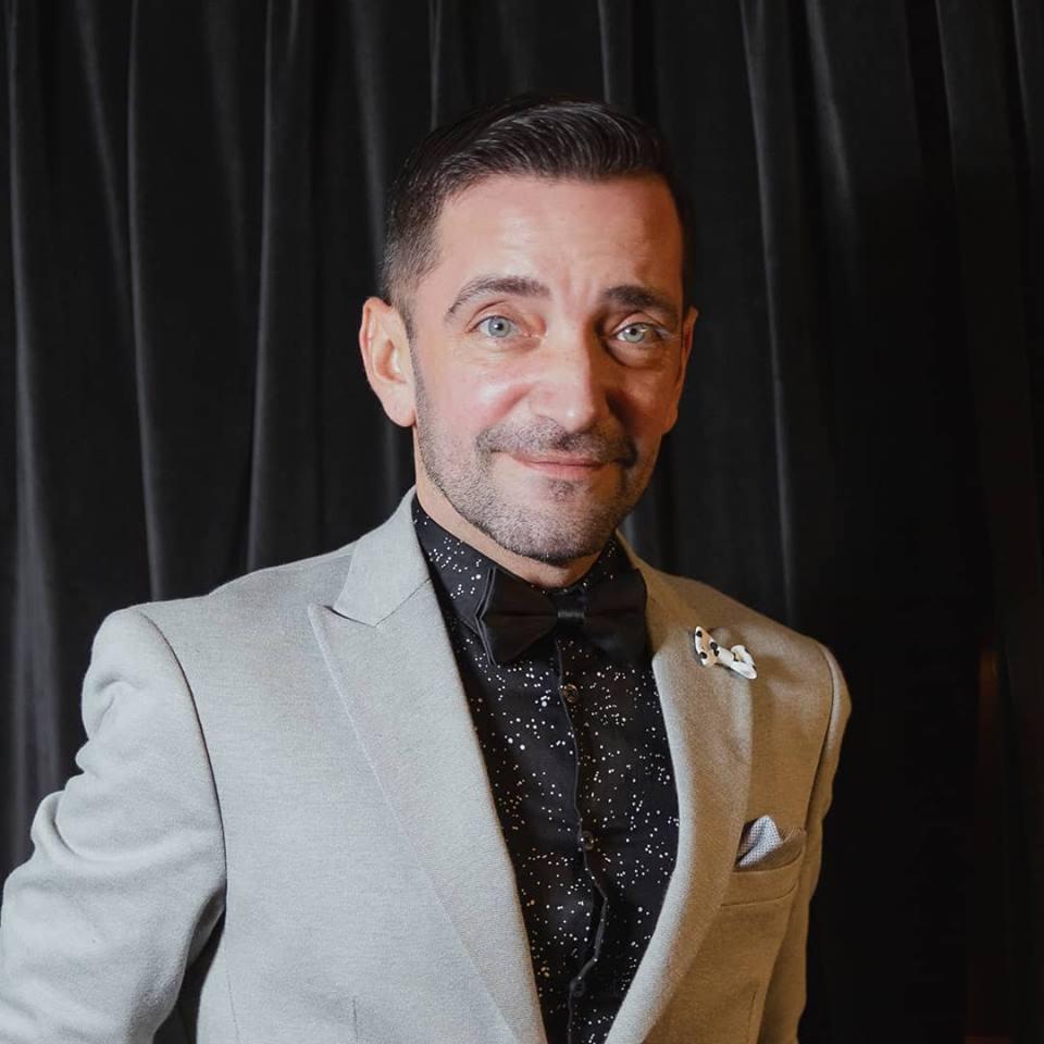 Desquiciado rosé - Pablo Colina, Sommelier y encargado de Vico