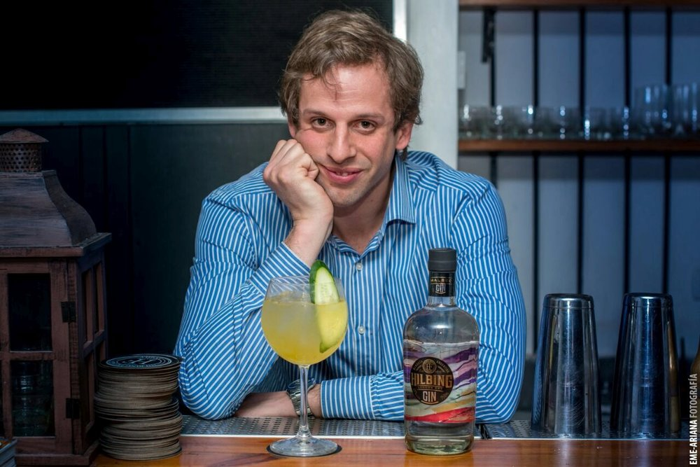 """""""De a poco el consumidor va entendiendo que en Argentina se elaboran bebidas de calidad"""" - Walter Hilbing"""