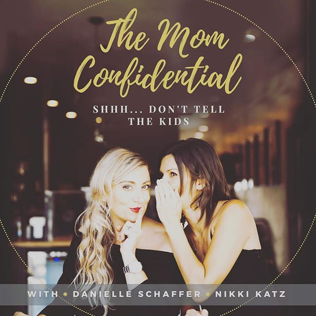 """@podcastduo is so proud to be the production company behind the new podcast by @citygirlgonemom called #themomconfidential  As Danielle Schaffer alongside @nikkikatz describe it, """" if you want meditation, or some sort of life-saving miracle and inspiration, you are probably in the wrong place. But if you want an engaging, funny escape with moms that totally GET IT, you found it!"""" We hope you tune in to listen and be a part of a mom community that is relatable, real, and totally honest. #newpodcast #citygirlgonemom #podcastproduction"""