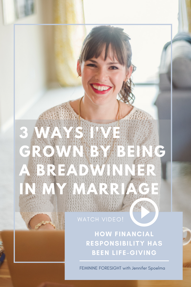 << Pin it! - Having the role of primary breadwinner in my marriage has added so much value to my life.It's challenged me to pursue better, higher paying positions and take my work seriously.I've learned to stick it out through rough patches and stressful times to support my family, and I'm the better for it.Most of the conversation about female breadwinners is negative. Either is treated as a taboo, or it's discussed as an overwhelming position for women that leads to marital strife in heterosexual marriages. I think this is ridiculous and needs to change.