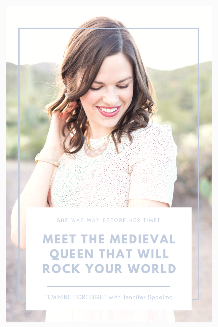 Meet the Medieval Queen that Will Rock Your World | Jennifer Spoelma