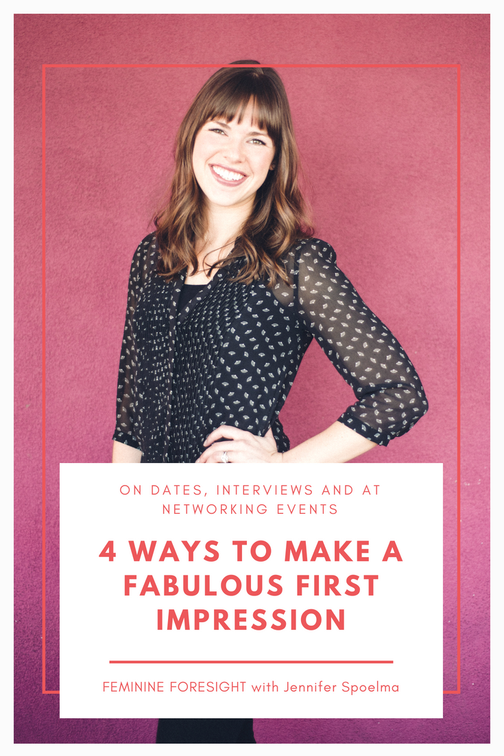 How to make a good first impression and why it's worth all the effort | Jennifer Spoelma
