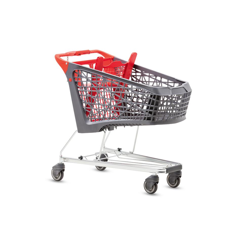 Salsa Shopping Trolley