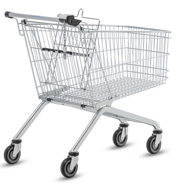 Retail trolleys