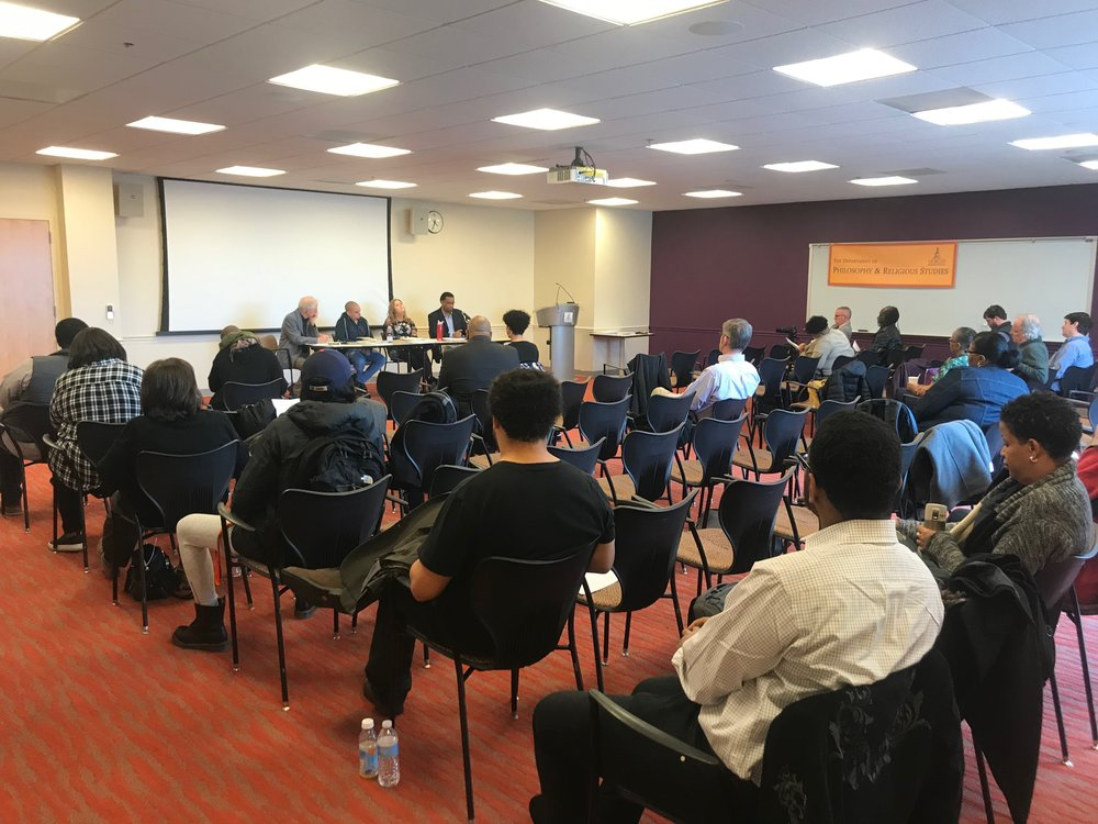 August 2018 Philosophy and HBCUs IV Conference at Morgan State University