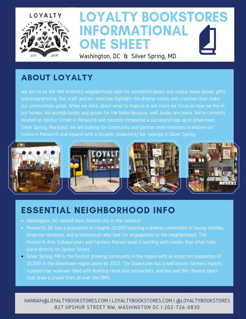 Loyalty Bookstore's Informational One Sheet.png