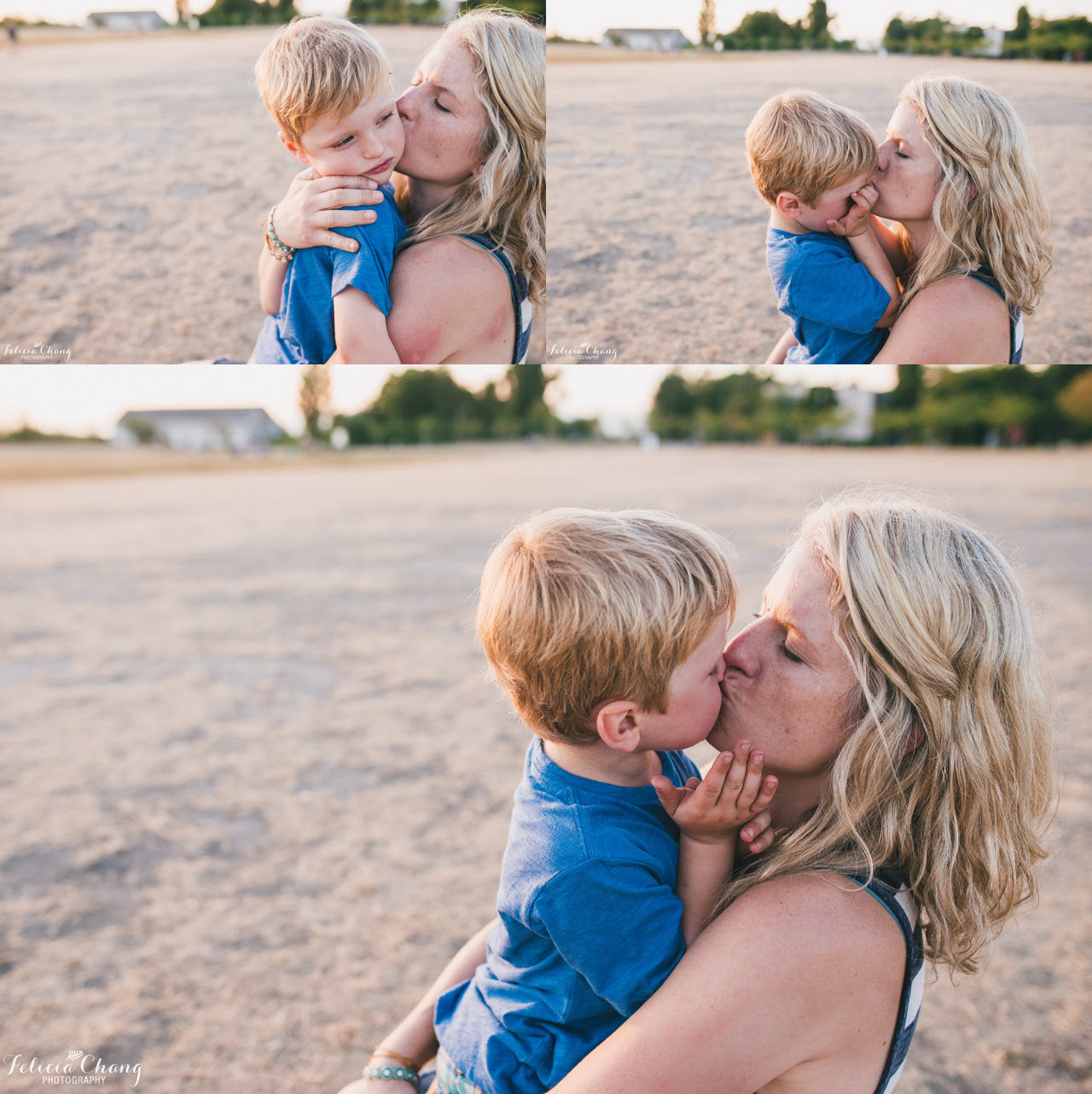 mom with her son cuddling, vancouver family photographer, Felicia Chang Photography