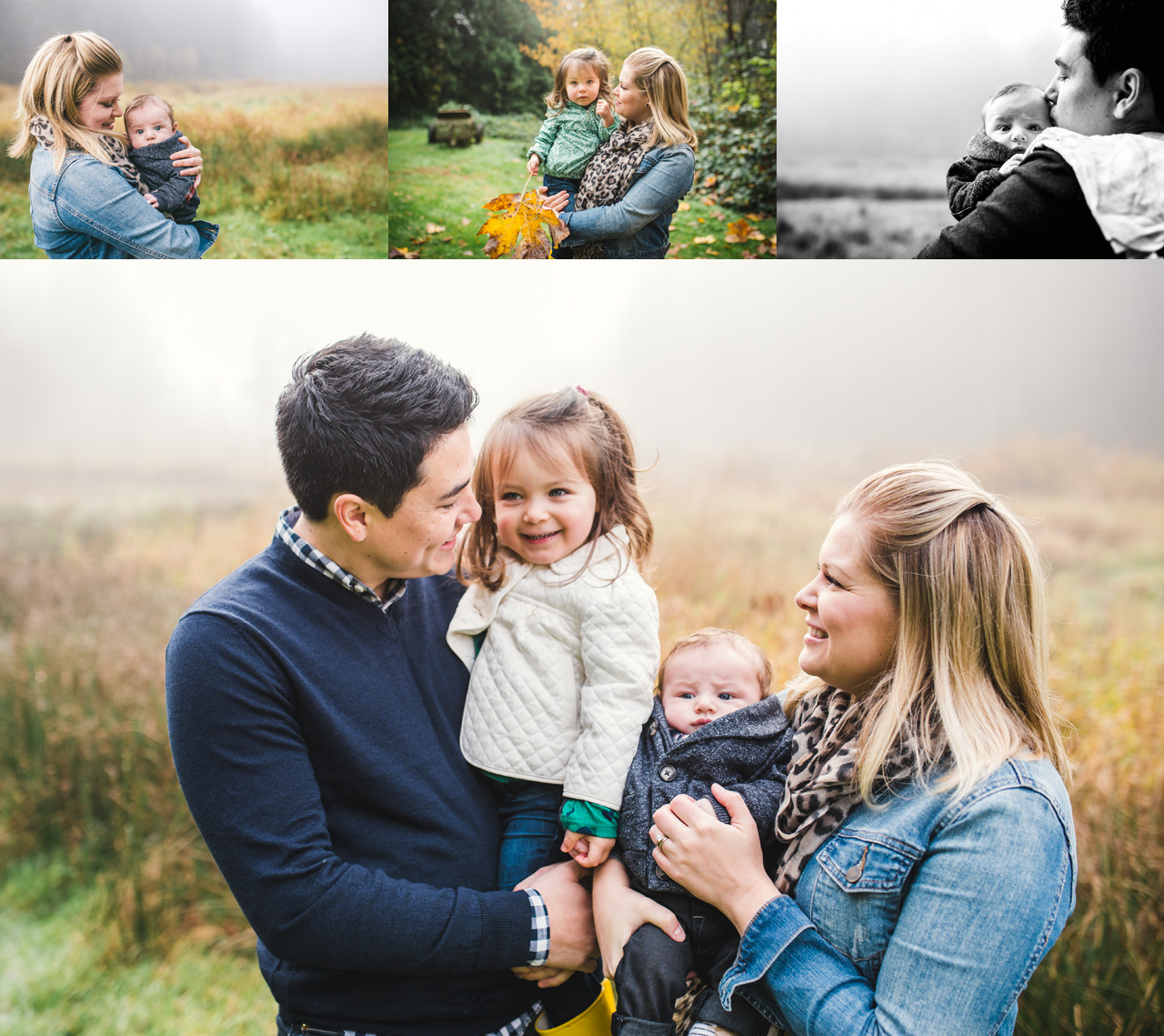 Vancouver Newborn Photographer | Felicia Chang Photography