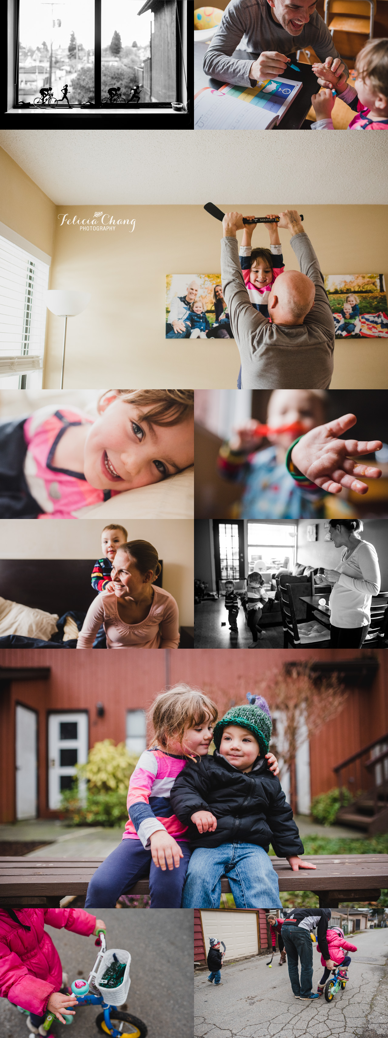 Vancouver family photos | Felicia Chang Photography