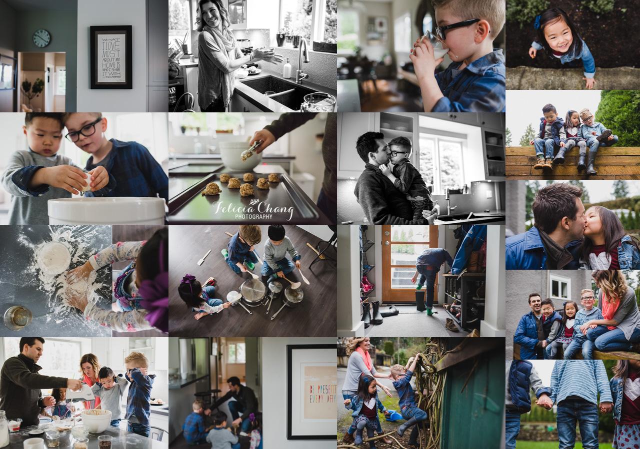 Vancouver family photos | Felicia Chang Photography
