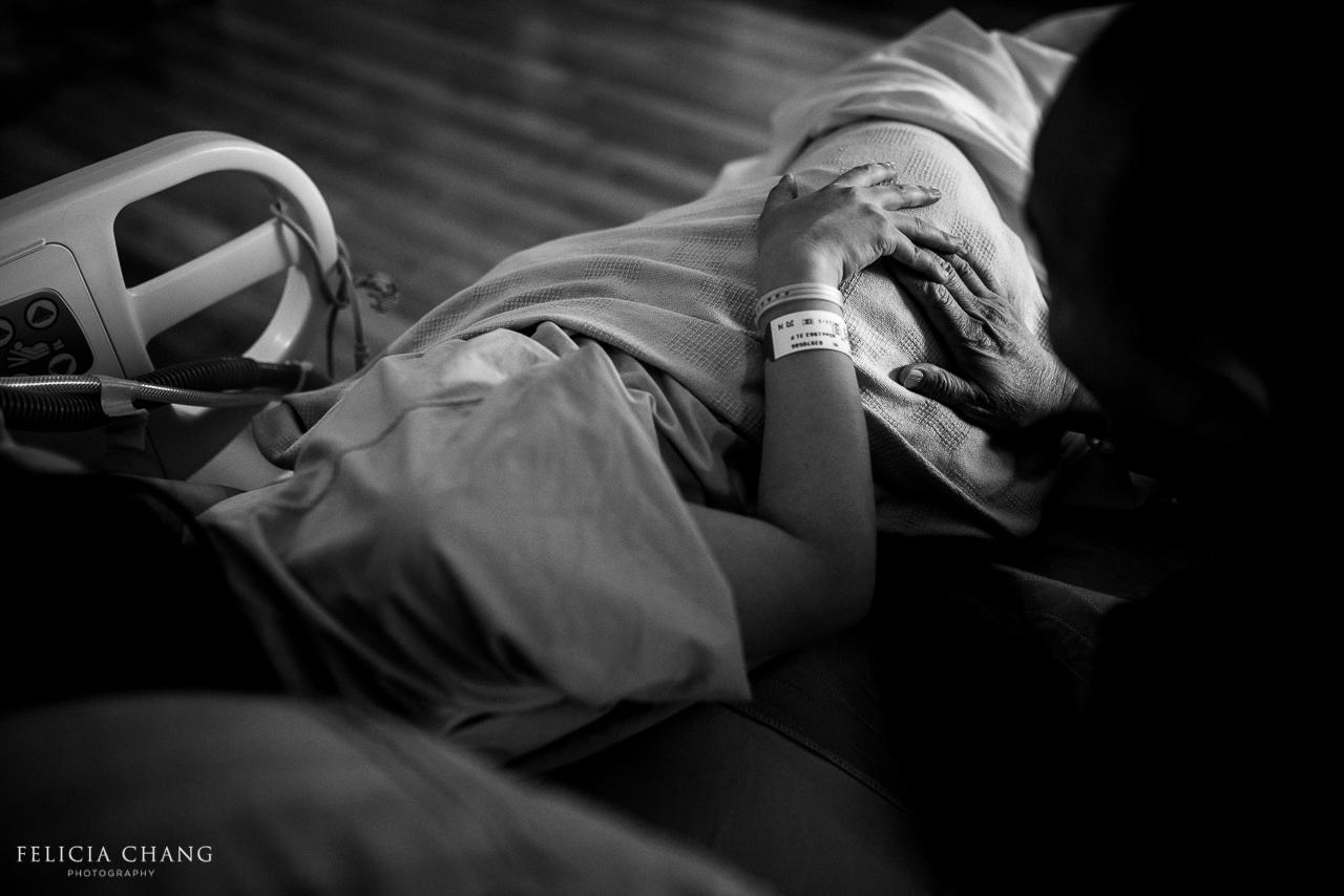 Vancouver Birth Photographer | Felicia Chang Photography