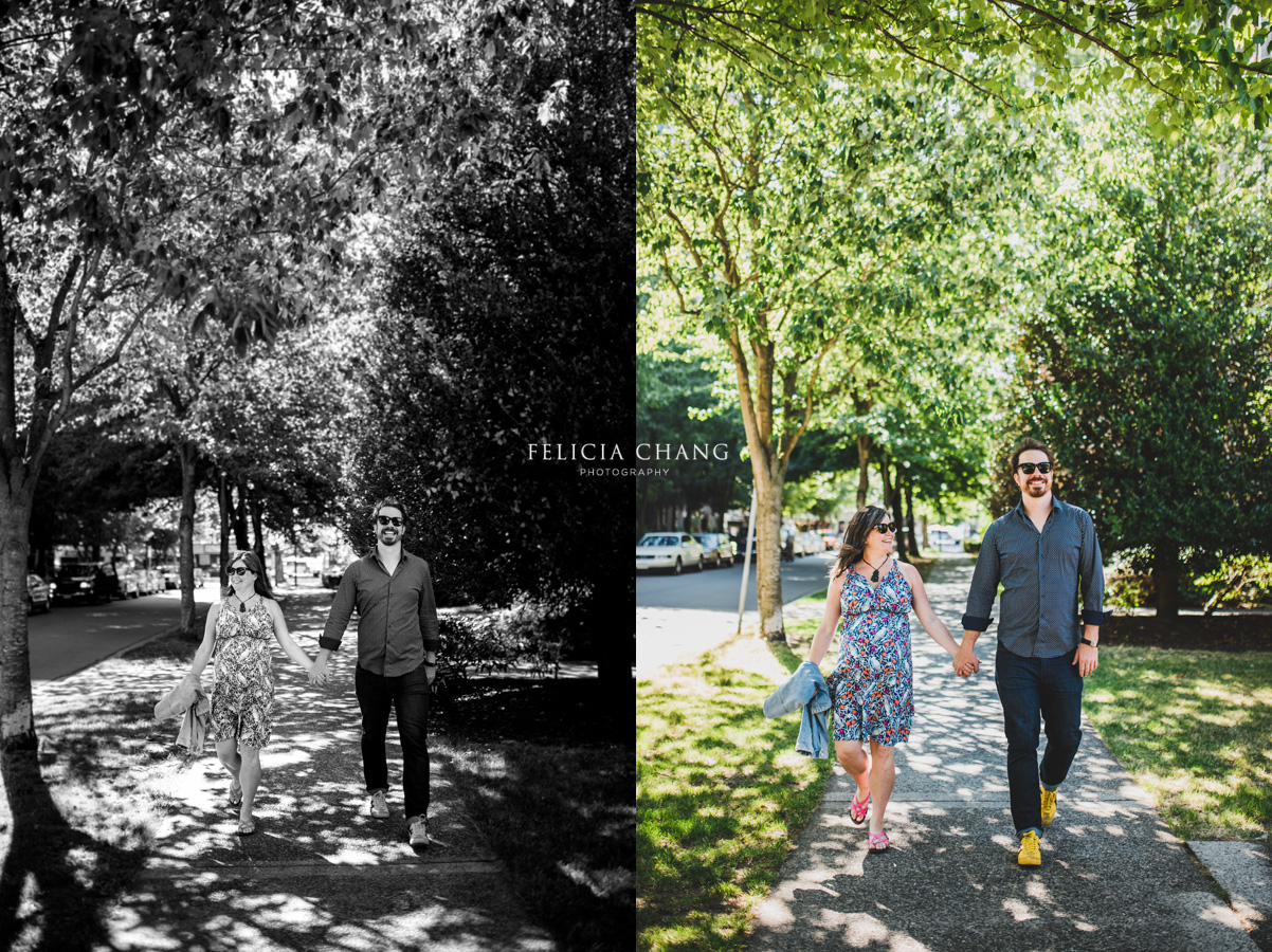 Vancouver Maternity Photographer | Felicia Chang Photography