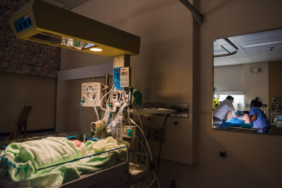 maternity care for mom after hospital birth