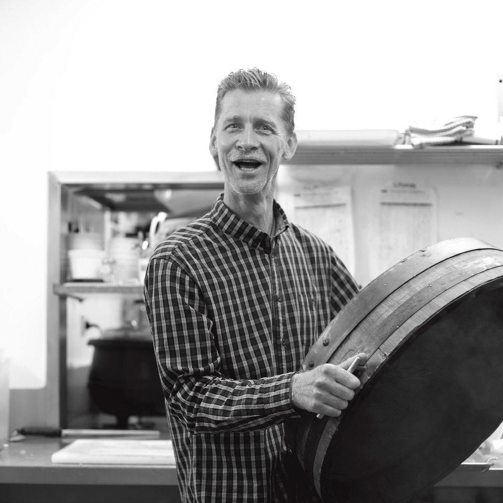 François Febvre Director Owner of La Cloche, Wellington
