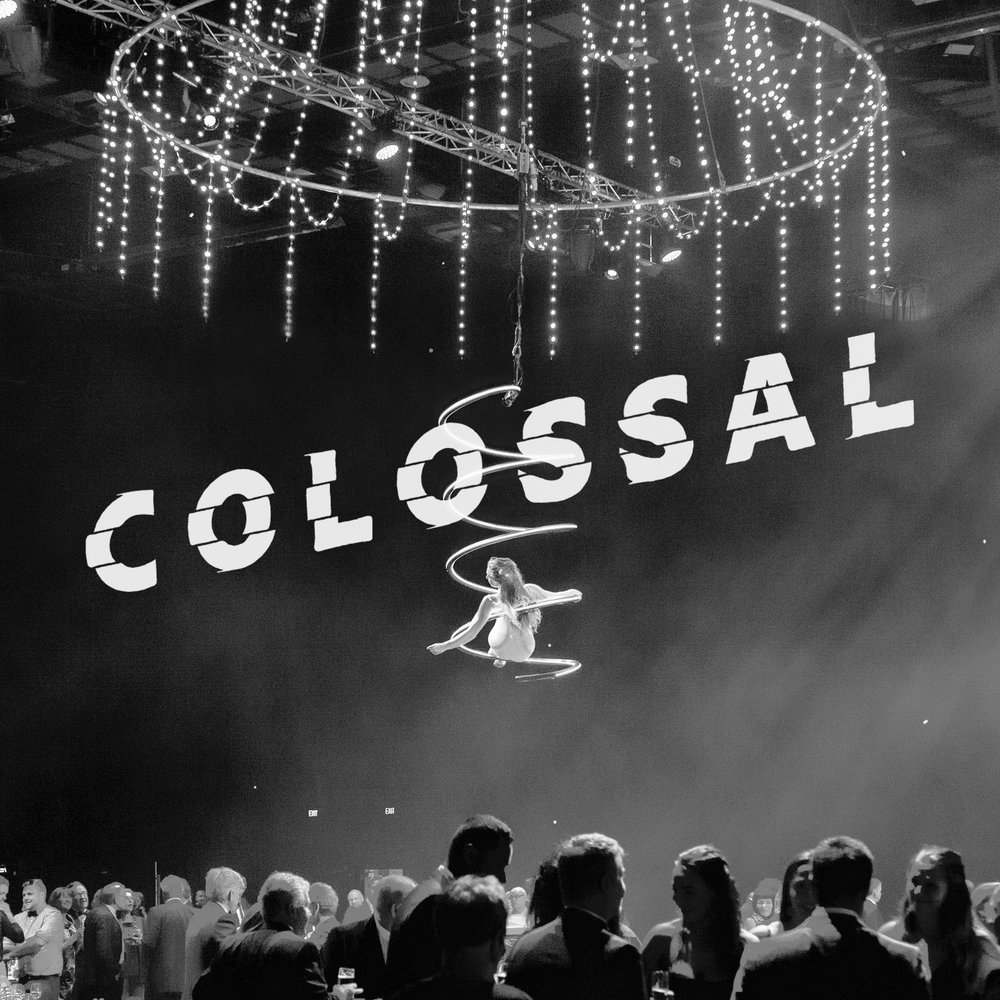The award winning production company COLOSSAL will be bringing a circus performance sure to blow minds.