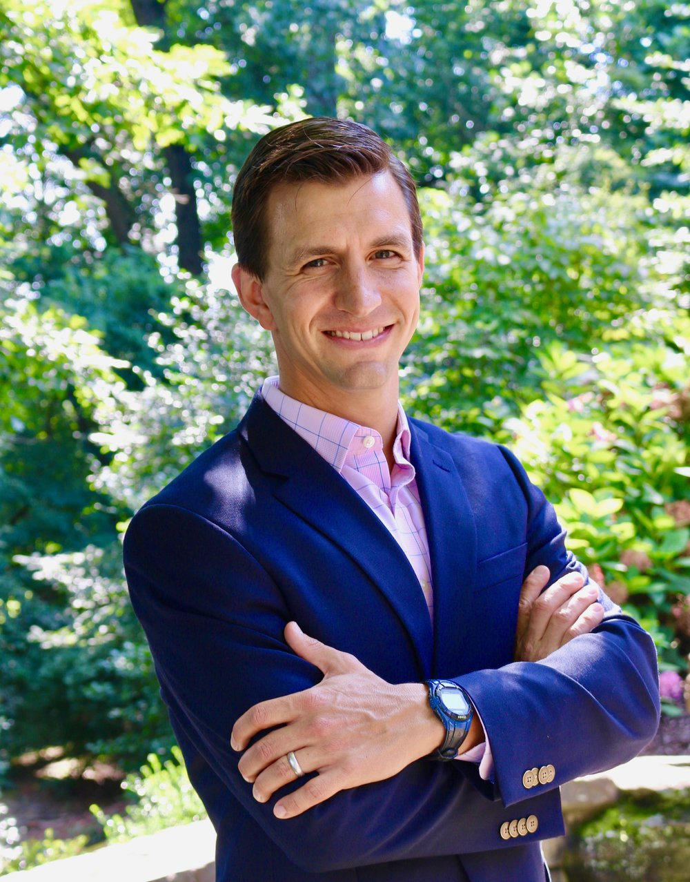 Rich Moss - Join us on October 19th for an evening with Rich Moss, Director of Admissions at The Heights School in Potomac, Maryland. A graduate of The Heights, and the University of Notre Dame for undergraduate and law degrees, Rich left a career at a major Washington, D.C. law firm for his dream job: teaching at The Heights. Rich also teaches AP US Government and hosts the popular Heights Forum Podcast. Rich will offer practical advice for raising contemplatives in a digital age, the role of technology in our homes, and how to use it in ways that bring your family together.RSVP NOW | LEARN MORE ABOUT RICH