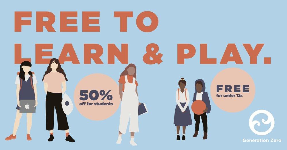 Generation Zero's proposing we make public transport cheaper for students