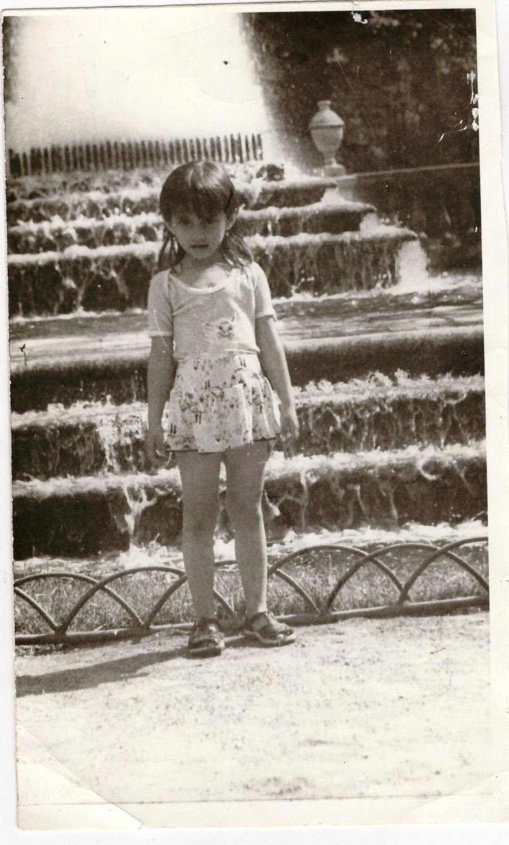 Baku vacation - Age 3