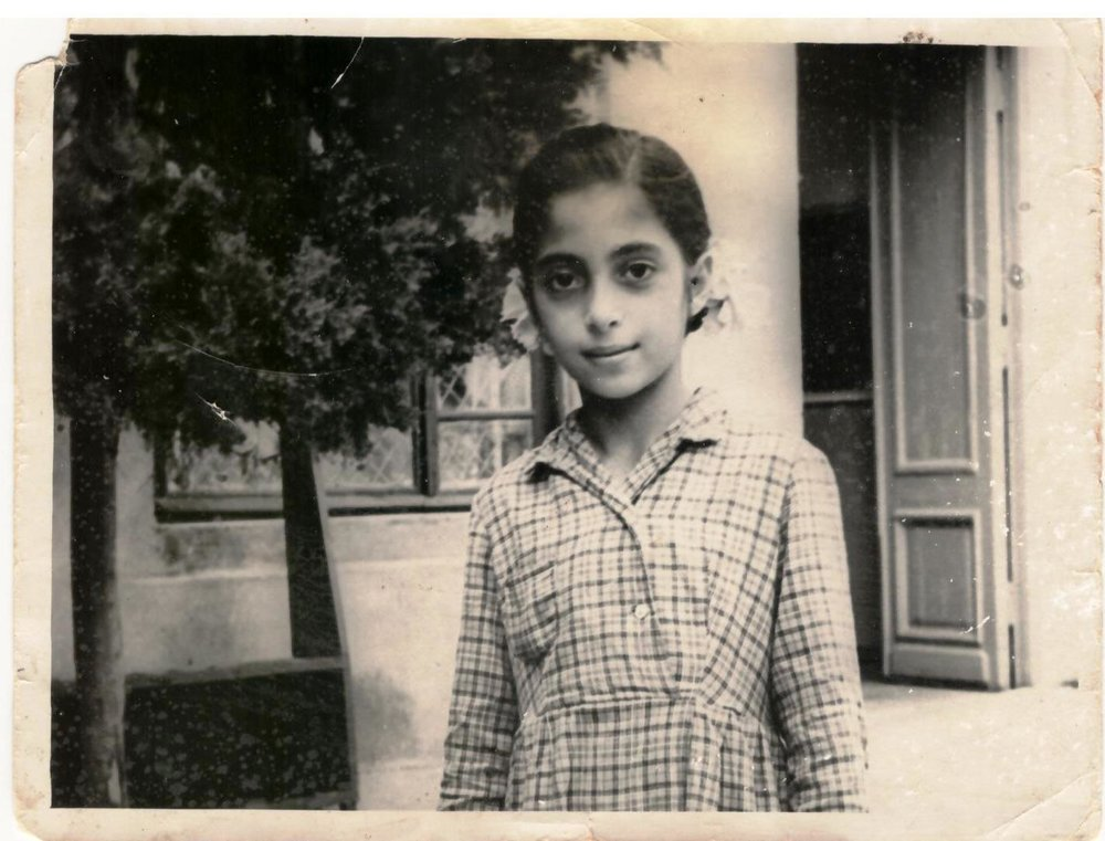 Favorite photo of Aunt Sophia (Sonia). She died at 21 of mysterious ailments