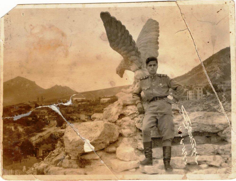 Paternal grandfather, Yevdo - 1947