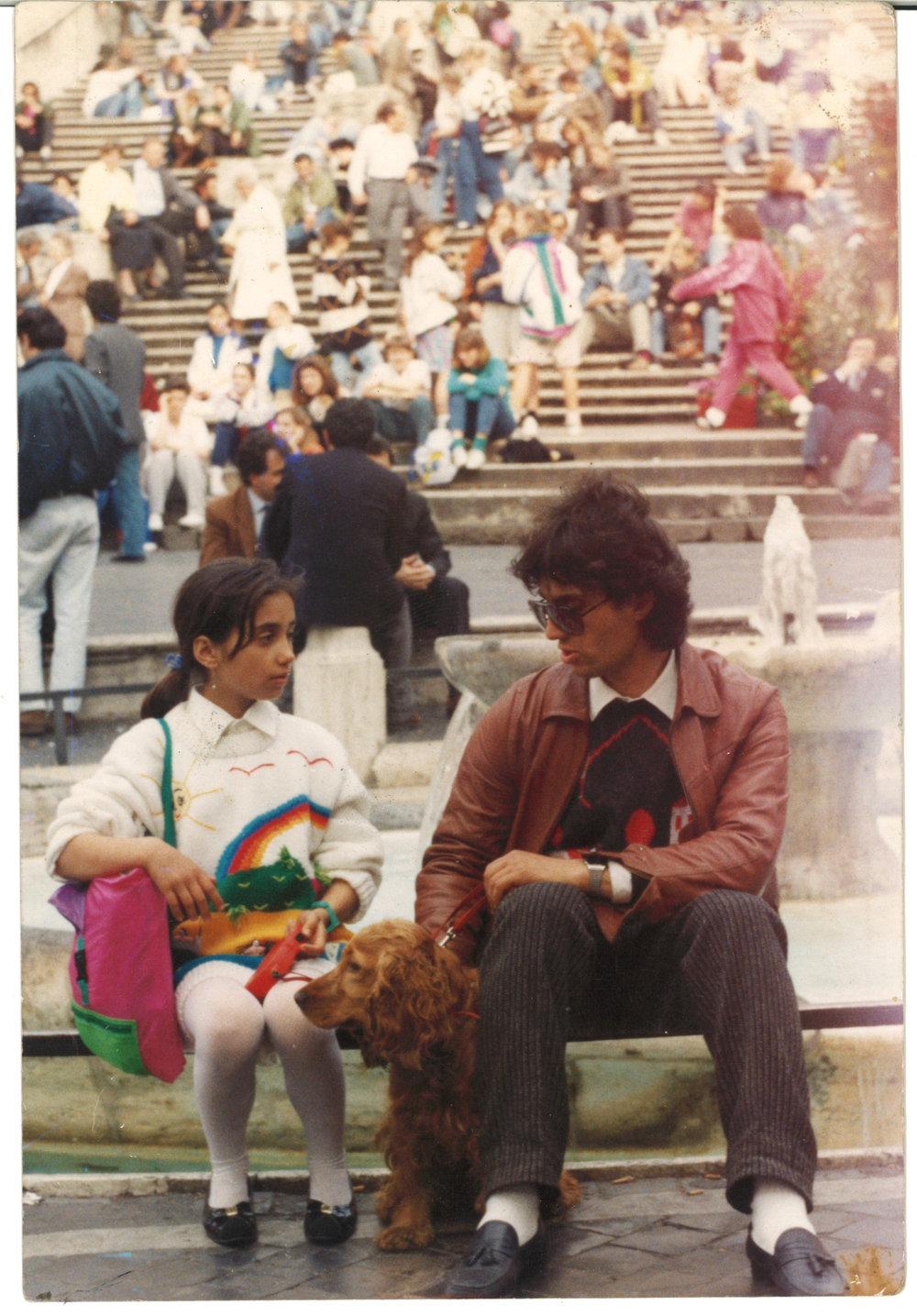 Rome, 1990