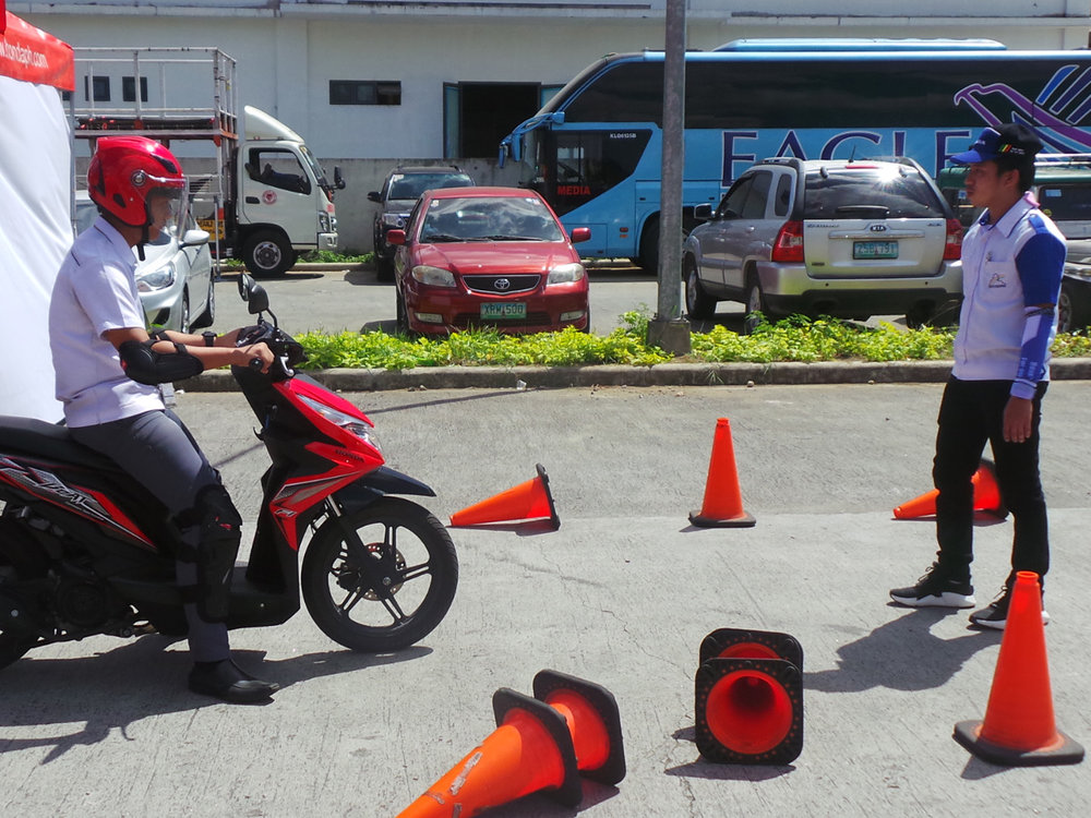 Road Safety for Out-of-School Youths - CIFAL Philippines - Manila, Philippines