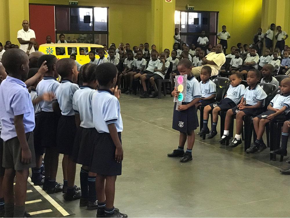Road Safety Shows – CIFAL Durban - eThekwini Municipality