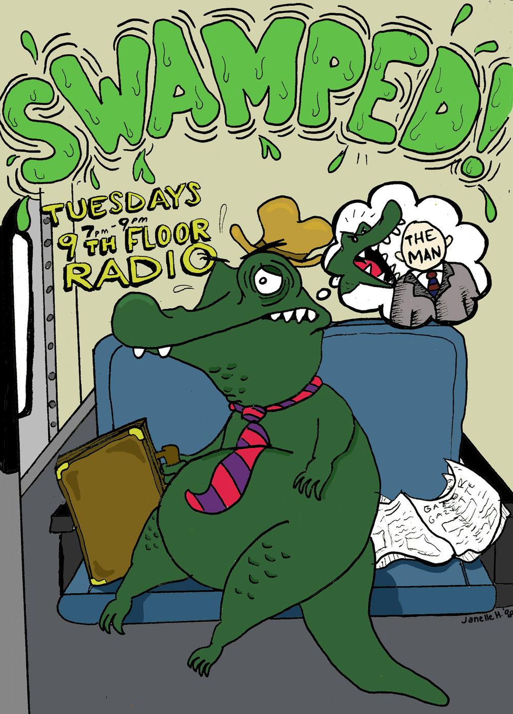 Swamped, Radio Show