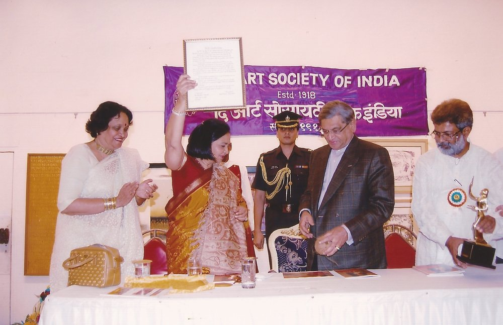 2007  Art Society of India Award