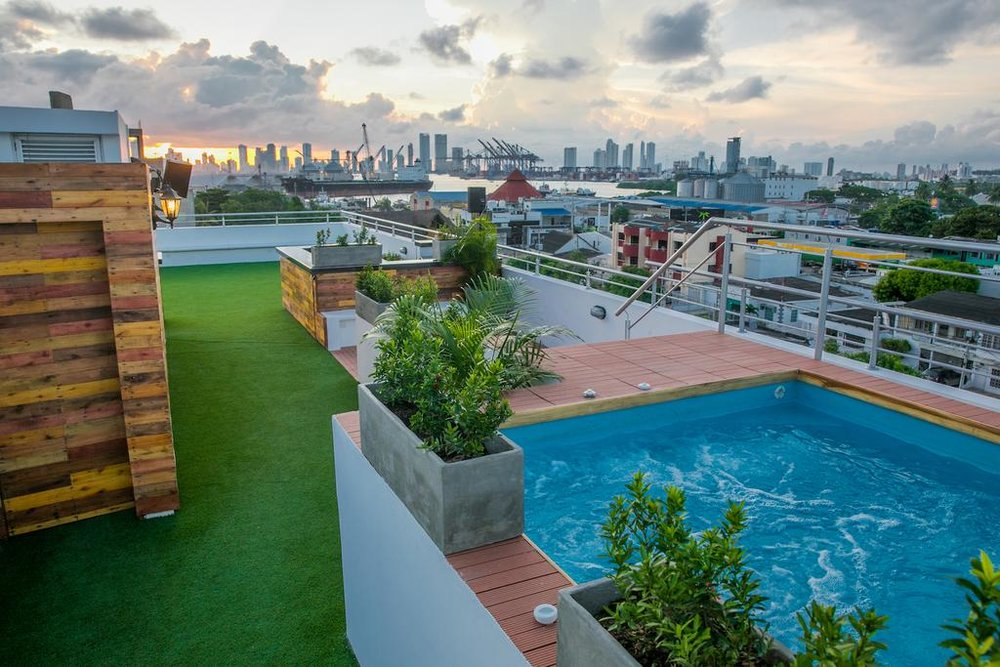 Hotel Buenos Aires - Cartagena De Indias, Colombia - Click to view rooms