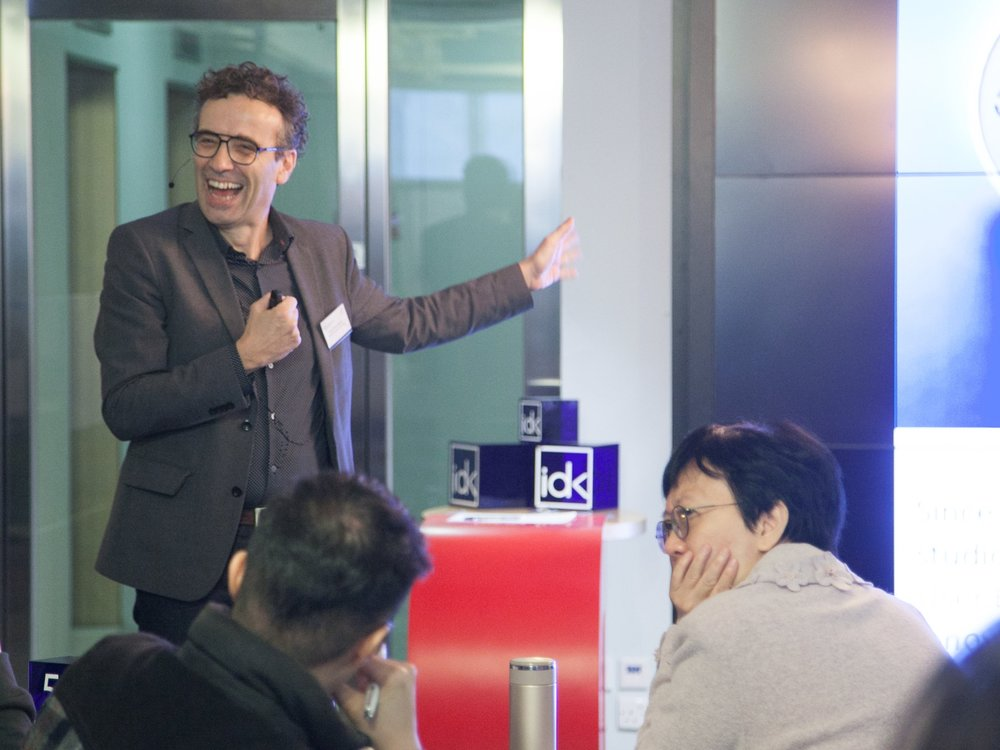 100+ Participants Trained for EMBA   IDLP modules developed under the Chinese University of Hong Kong's EMBA programmes help executive-level business decision makers strategise, plan, organise and deliver creative business solutions, with a focus on design leadership and innovation management across the public, non-profit and private sectors, with strategic partnership with international faculties from the Illinois Institute of Technology and the Delft University of Technology.