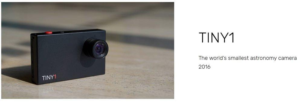 TINY1 camera